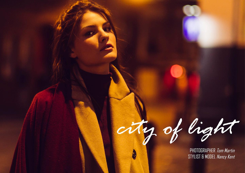 1) City Of Light