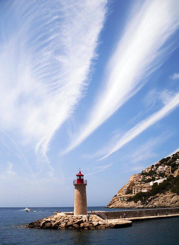 Lighthouse, Port de Andratx